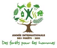 logo année internationale des forets 2011